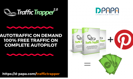 "New ""Traffic-Trapping"" Software Gets You Highly Targeted 100% FREE Traffic On Complete AUTOPILOT"