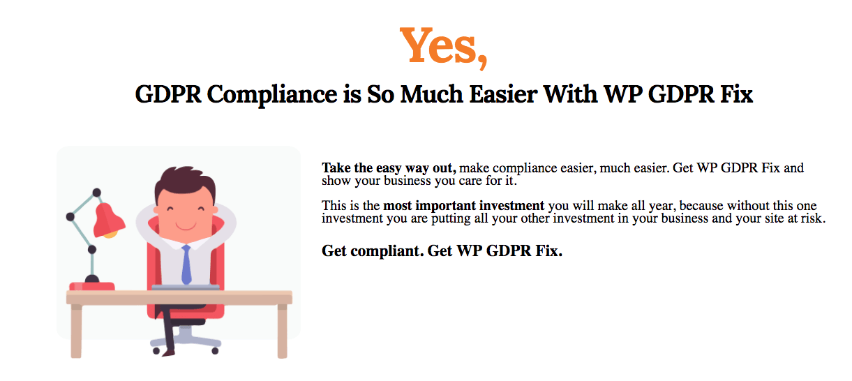 Are You GDPR Compliant? Get Your Websites Compliant Instantly 10