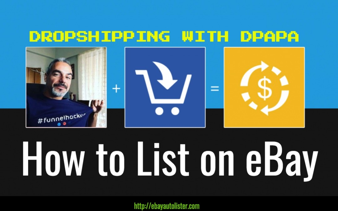 How to List on eBay with Infinii – Live Demo