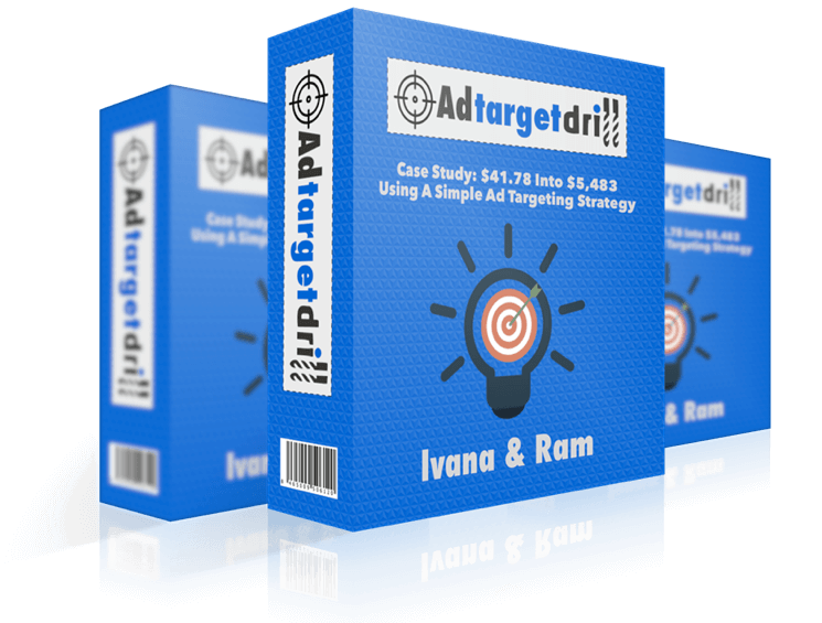 Ad Target Drill Will Get You Buyer Traffic Who are Found on Google (Goldmine) 2