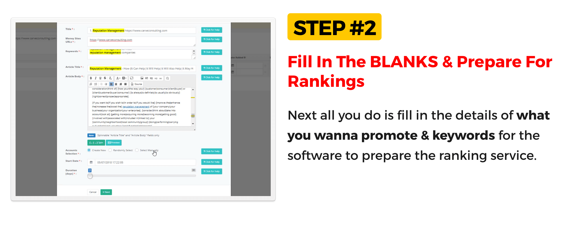 RankSnap Review - How To Rank Anything On Top Of Google & Youtube Fast 6