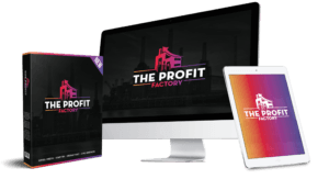 The Profit Factory Review - Easily Make $231.72 Per Day With Simple Little Profit Factories 2