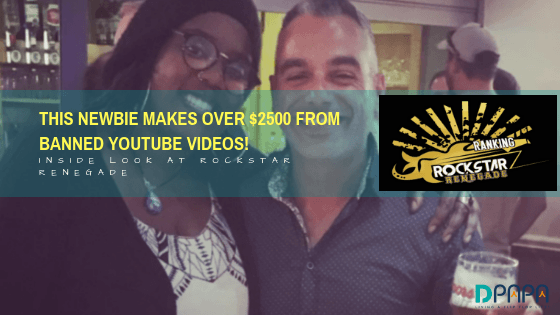 This Newbie Makes Over $2500 From Banned YouTube Videos! ( a story of inspiration)