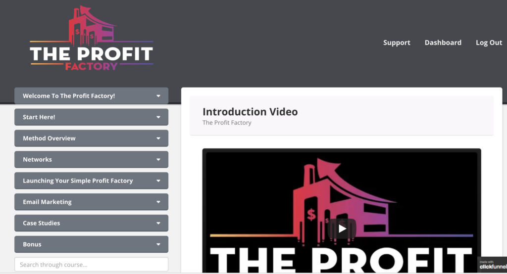 The Profit Factory Review - Easily Make $231.72 Per Day With Simple Little Profit Factories 3