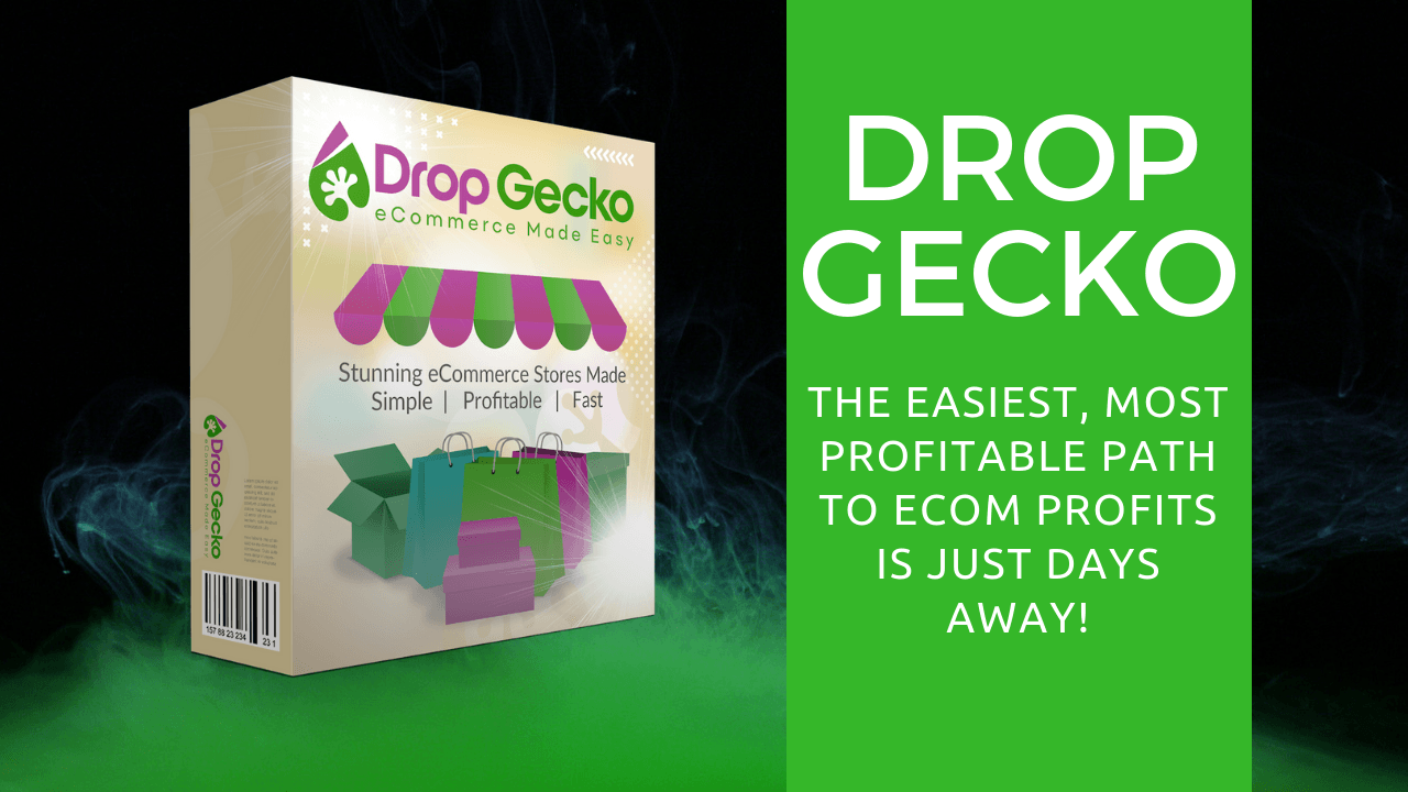 Drop Gecko Review: Dropshipping just got a whole lot easier and more profitable! 7