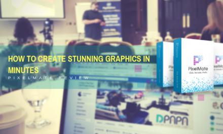 How To Create Stunning Animated Graphics In Just A Few Clicks – Free Training [PixelMate Review]