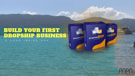 Starting your First Dropshipping Business on Shopify the Profitable Way