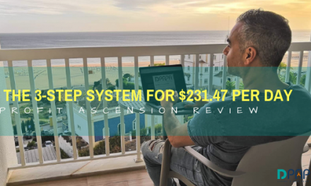 CASE STUDY: Get The Exact 3-Step System That Edwin Banked $231.47 Per Day Without Any Tech Skills Or Experience And Just 30 Minutes!