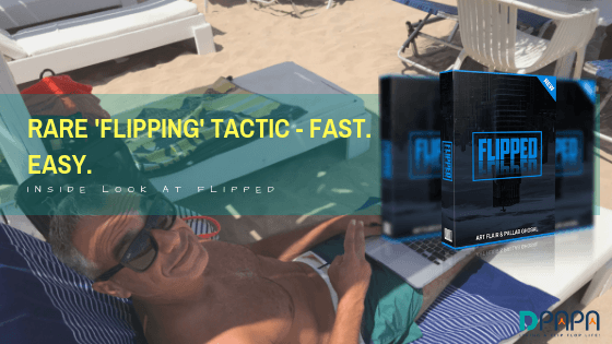 How To Arbitrage Products You Don't Own with A Rare 'Flipping' Tactic – Fast and Easy