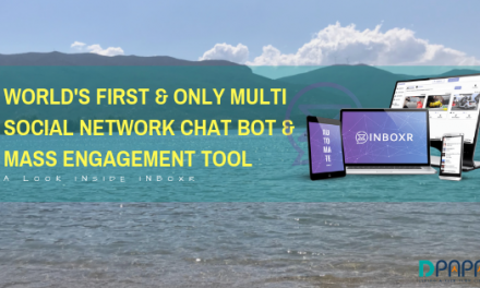 INBOXR is the Worlds First & Only Chat Bot For Multiple Social Networks