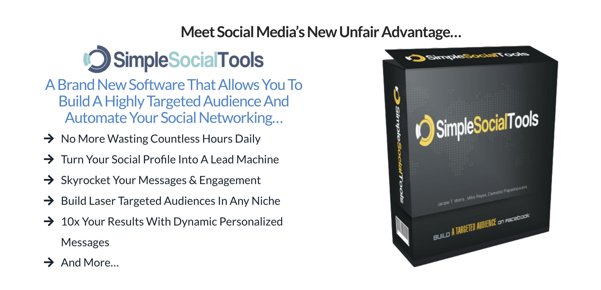 How To Build A Highly Targeted Audience on Social Media with Simple Social Tools 18