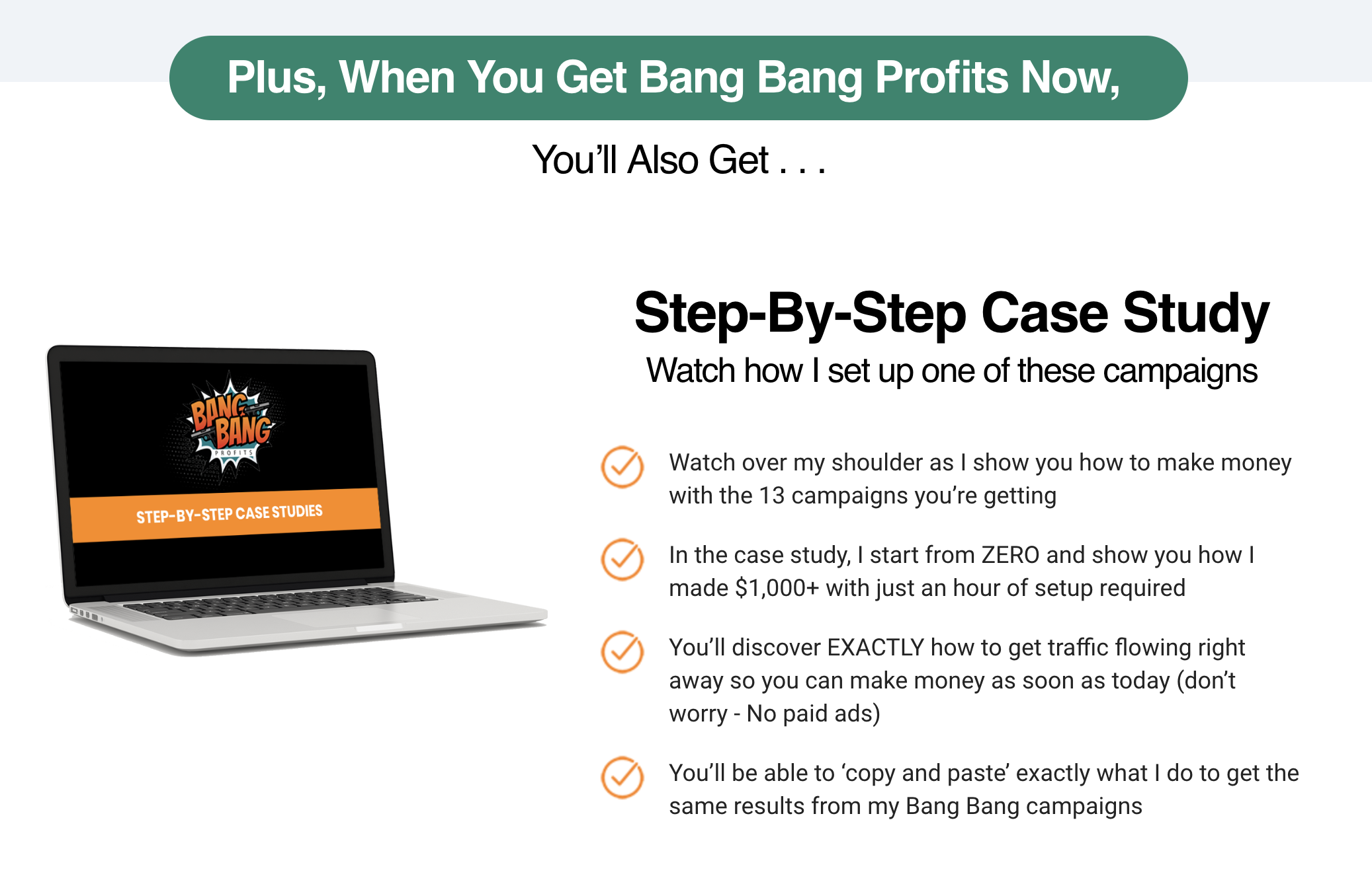 The TOP 13 Best Money-Making Campaigns you can Copy and Paste for Your Own 5
