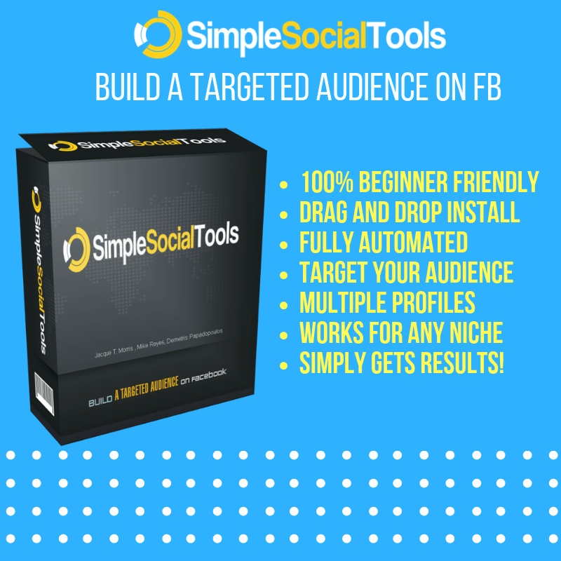 How To Build A Highly Targeted Audience on Social Media with Simple Social Tools 7