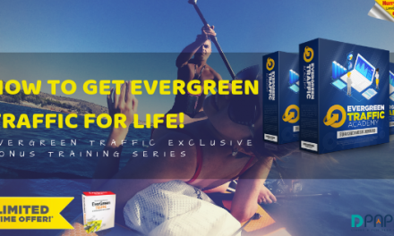 🐵 How to Get EVERGREEN TRAFFIC 🙈 For Life 🙉To Any Blog or Website 🙊🤫