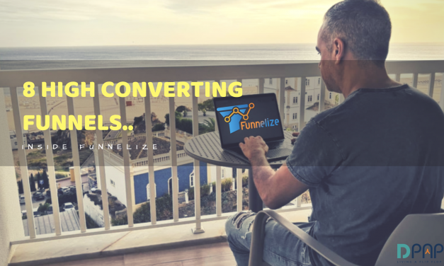 A Digital Marketer's Blueprint to 8 of the Most High-Converting Funnels Never Shared Before