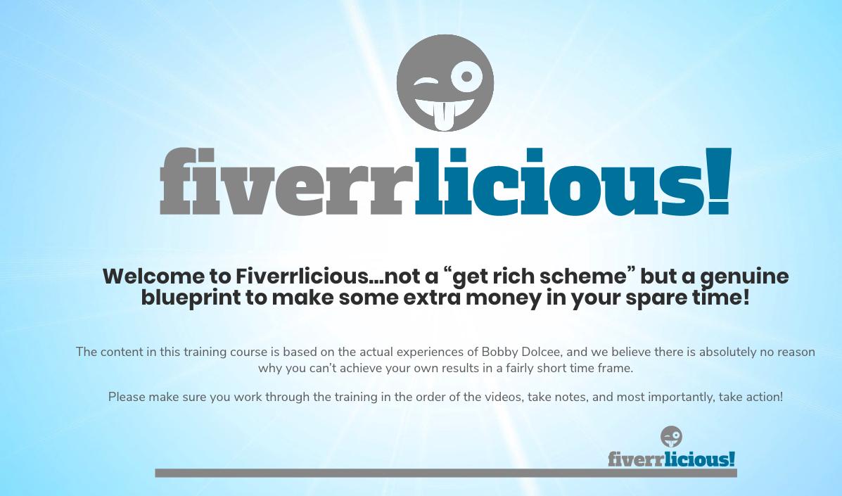 Fiverrlicious 2