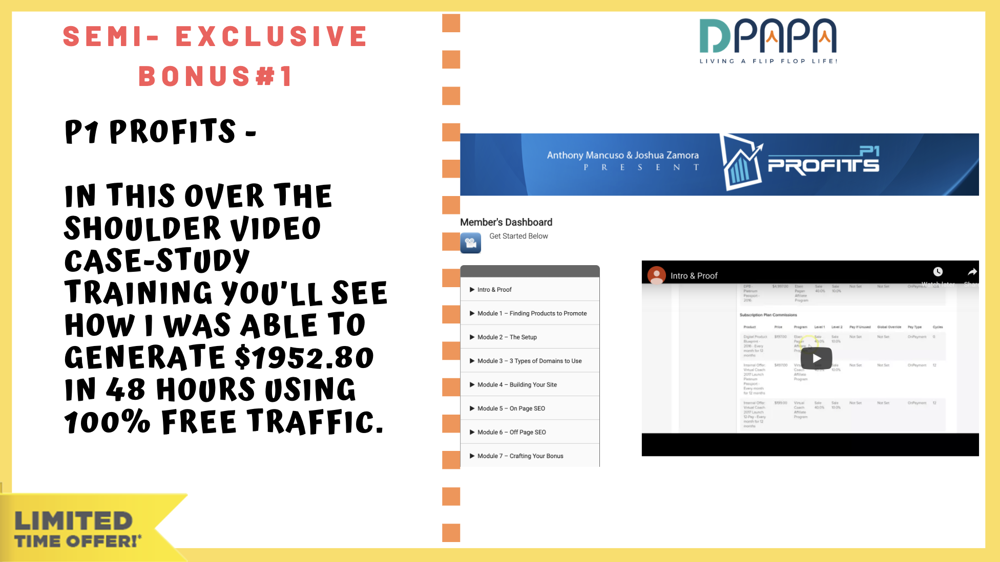 Follow and copy this proven affiliate marketing formula (free training video + proof) 11