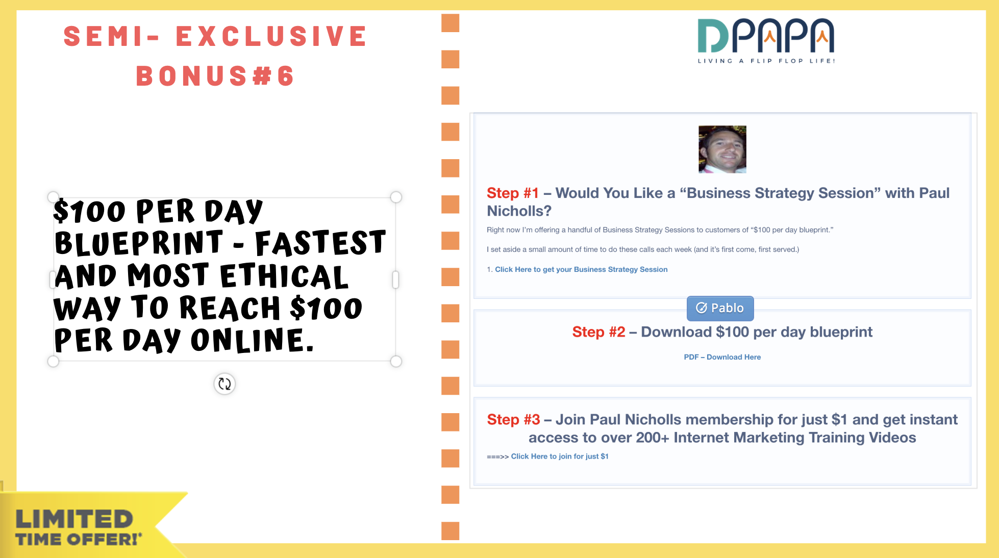 Follow and copy this proven affiliate marketing formula (free training video + proof) 16