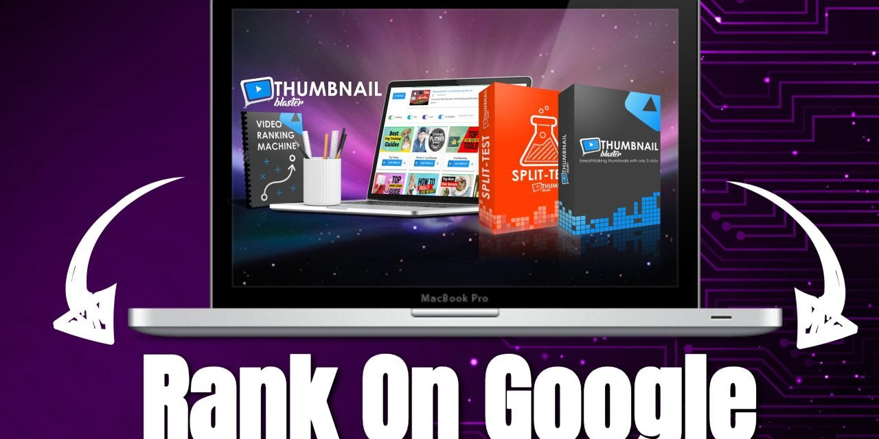 Get More Sales, Traffic and RANKINGS with the SNEAKY software Thumbnail Blaster