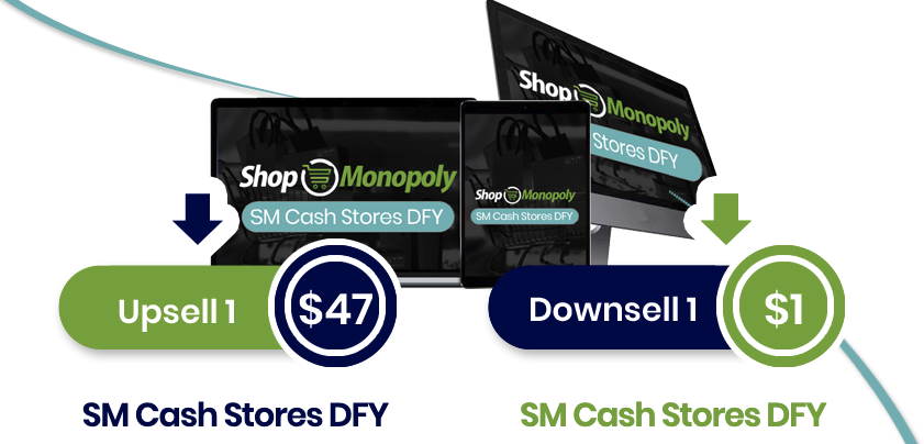 5 star ALL-IN-ONE online income platform | SHOPMONOPOLY 6
