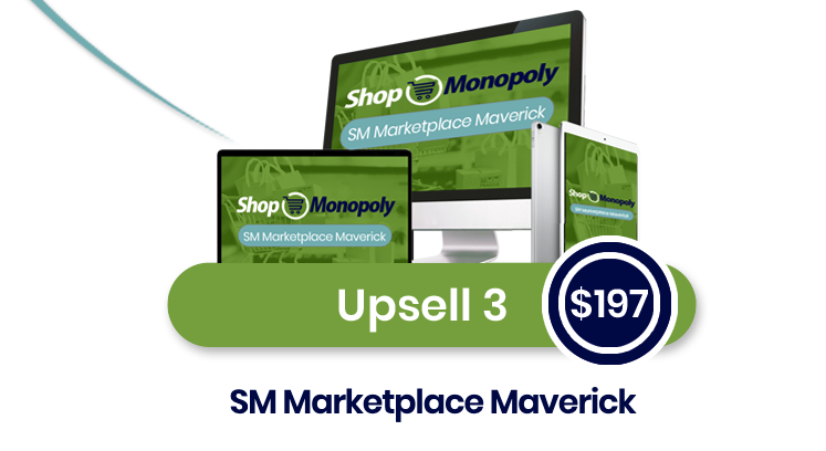 5 star ALL-IN-ONE online income platform | SHOPMONOPOLY 7