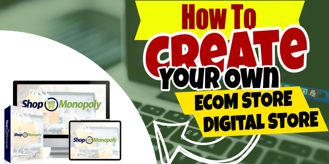 5 star ALL-IN-ONE online income platform   SHOPMONOPOLY