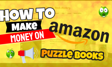 Create Puzzle books in minutes and sell them on Amazon and other markets for Passive Income