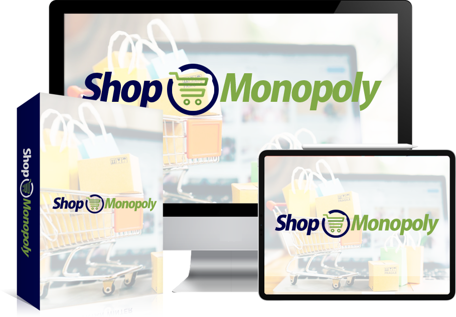 5 star ALL-IN-ONE online income platform | SHOPMONOPOLY 3