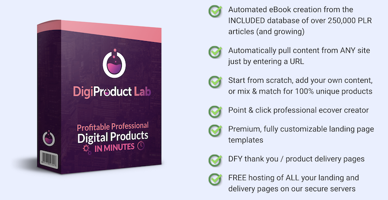 Create Highly Profitable eBooks & Digital Products With ZERO Effort In Less Than 60 Seconds! 6