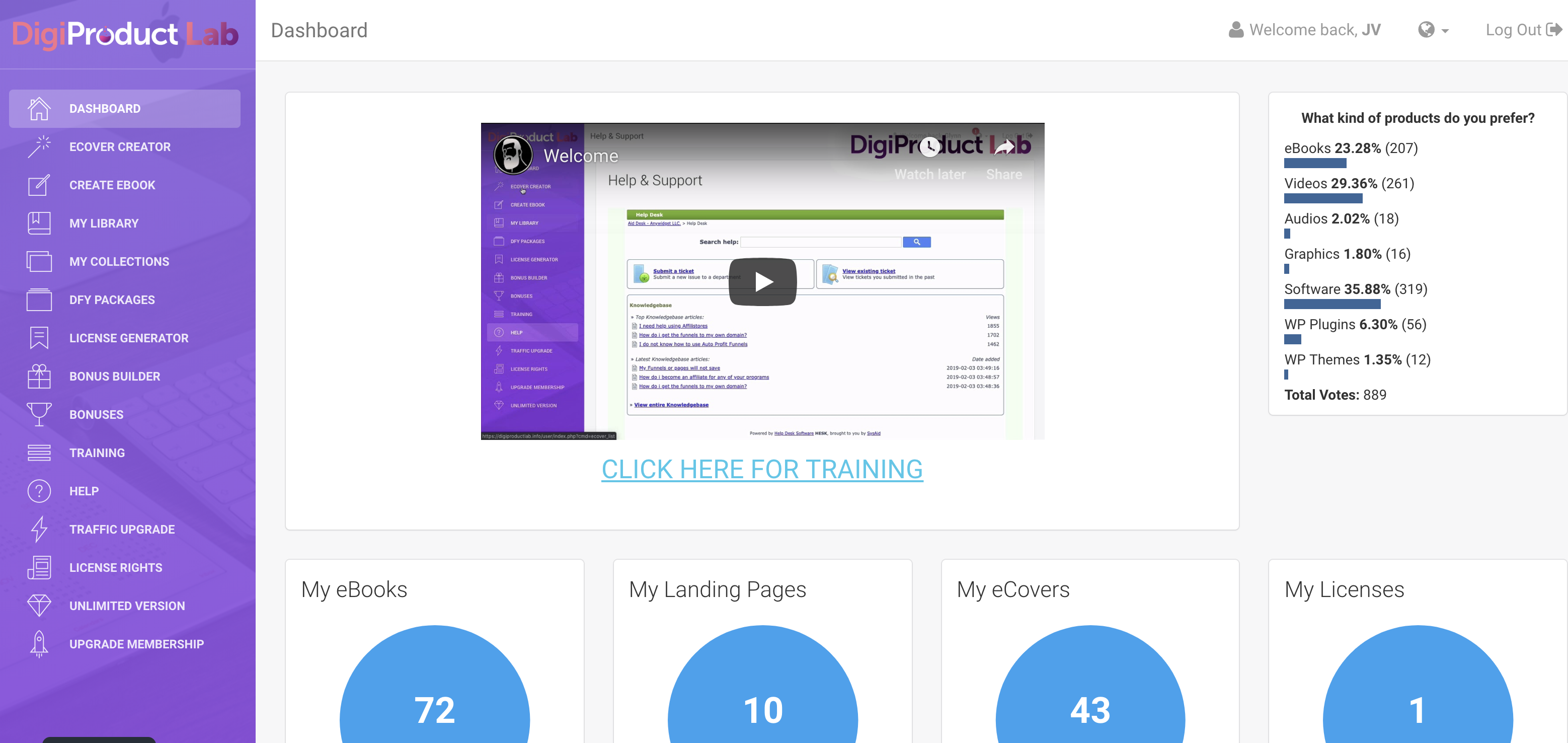 Create Highly Profitable eBooks & Digital Products With ZERO Effort In Less Than 60 Seconds! 2