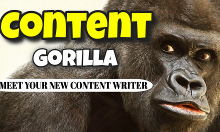 Meet your new content writer | Content Gorilla
