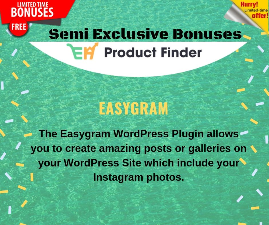 Launching Your Own Hyper Profitable Ecommerce Empire Easily using EH Product Finder 25