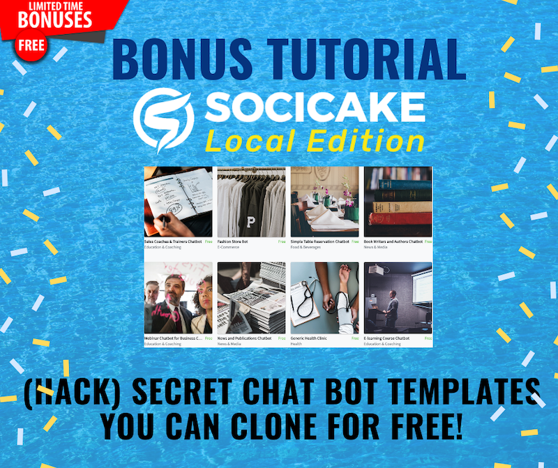 Socicake Local Edition | Your Done For You FB Marketing Agency 11