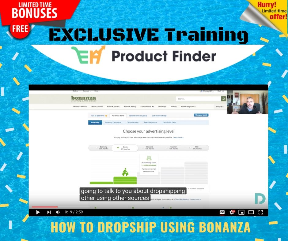 Launching Your Own Hyper Profitable Ecommerce Empire Easily using EH Product Finder 11
