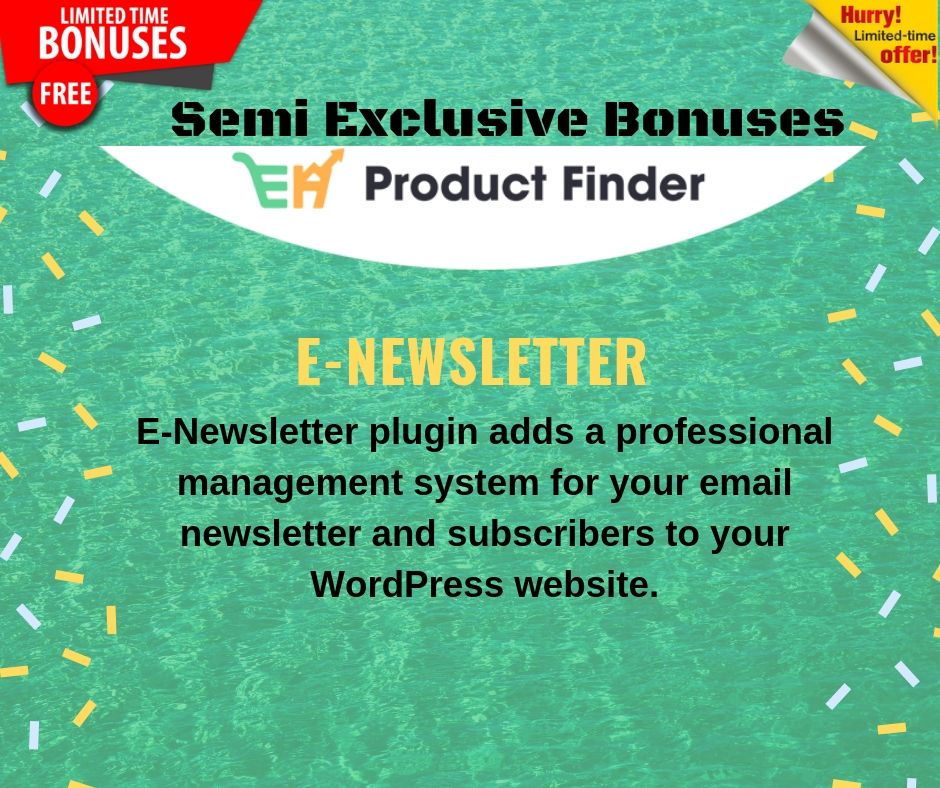 Launching Your Own Hyper Profitable Ecommerce Empire Easily using EH Product Finder 17