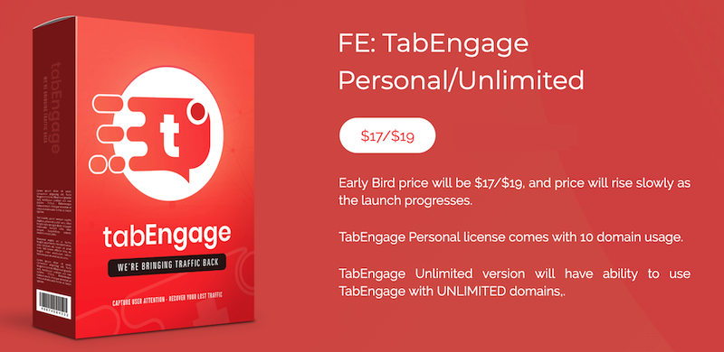 How To Recover Lost Traffic From Any Website or Landing Page using Tab Engage 20