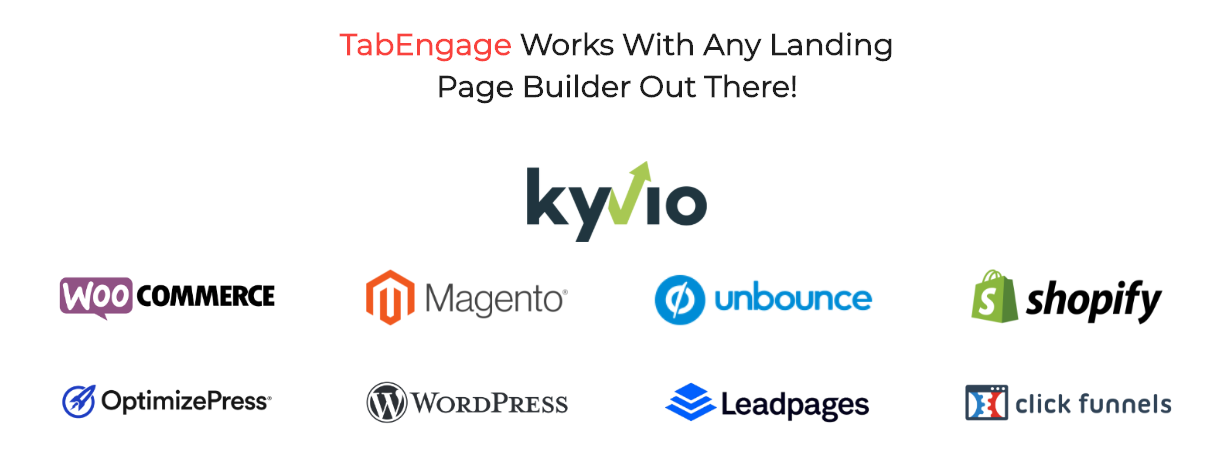 How To Recover Lost Traffic From Any Website or Landing Page using Tab Engage 17