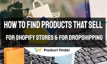 Launching Your Own Hyper Profitable Ecommerce Empire Easily using EH Product Finder