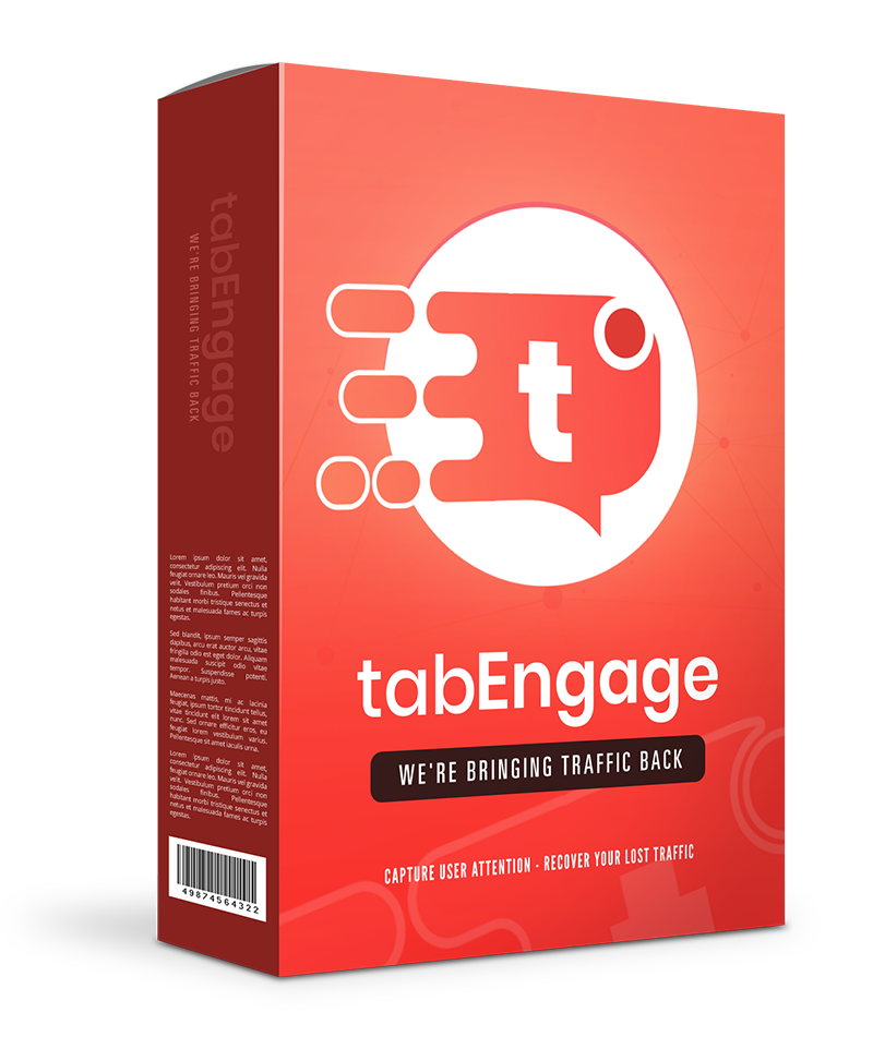 How To Recover Lost Traffic From Any Website or Landing Page using Tab Engage 3