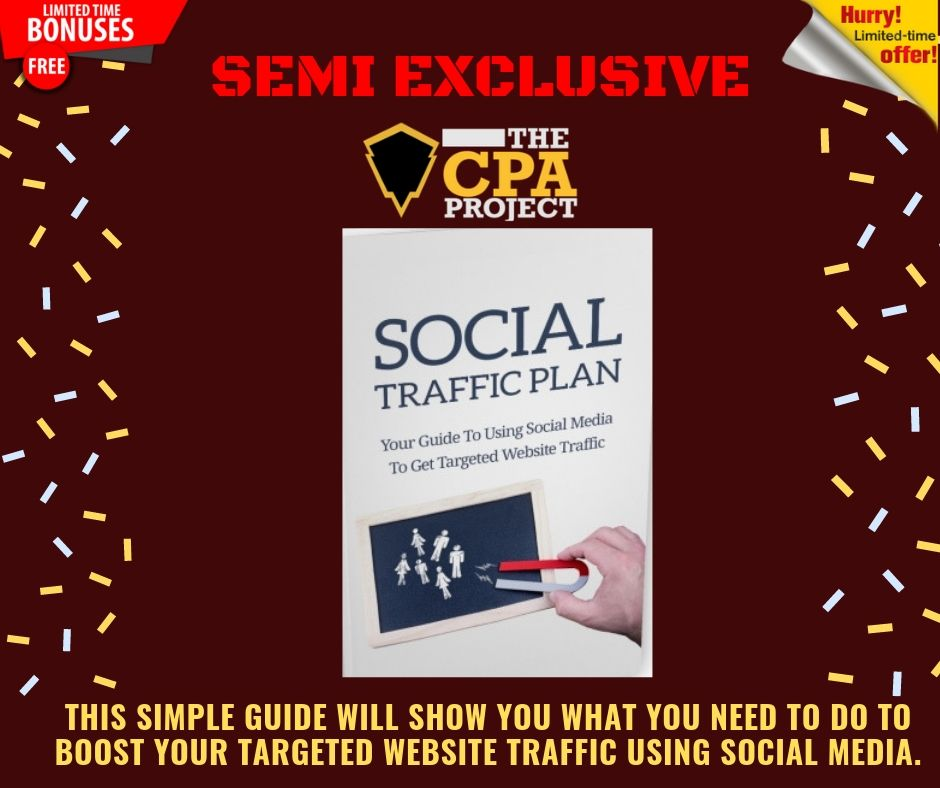[THE CPA PROJECT] 4 Ways to Build a Passive Income With CPA Affiliate Marketing 23