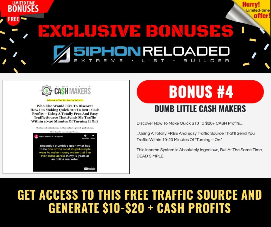 How to Get paid to SIPHON buyer leads... 15