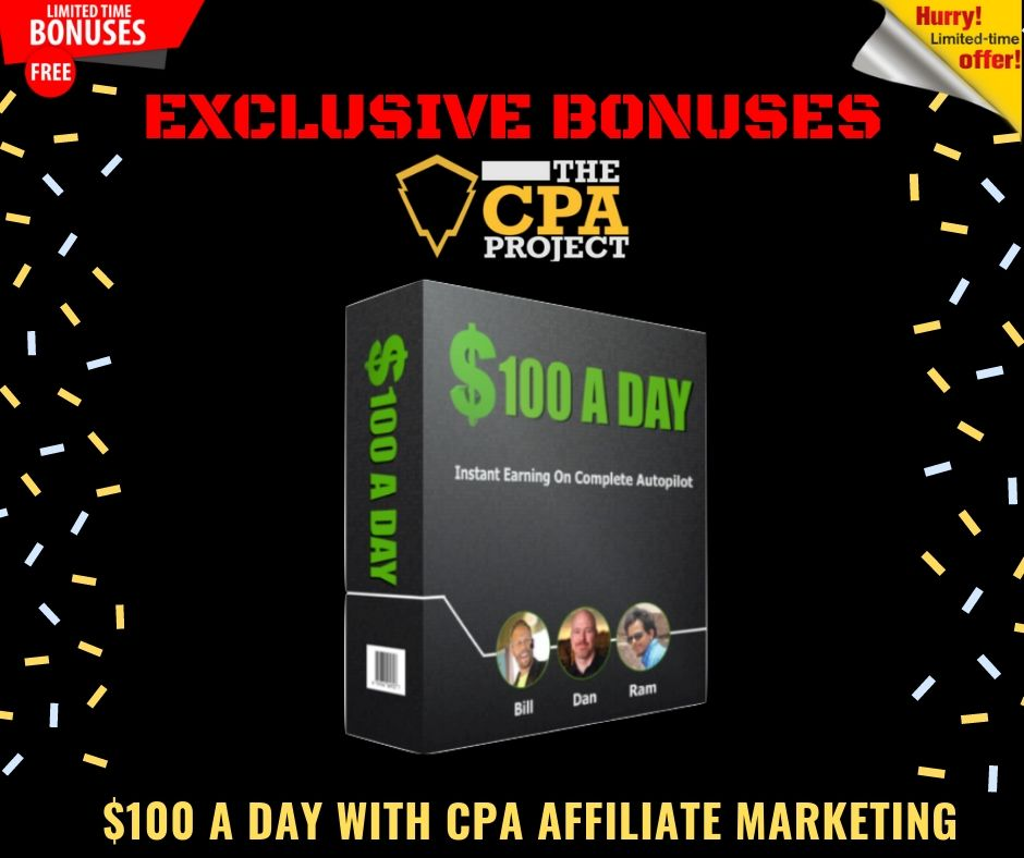 [THE CPA PROJECT] 4 Ways to Build a Passive Income With CPA Affiliate Marketing 14