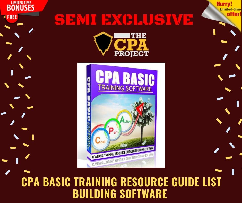 [THE CPA PROJECT] 4 Ways to Build a Passive Income With CPA Affiliate Marketing 19