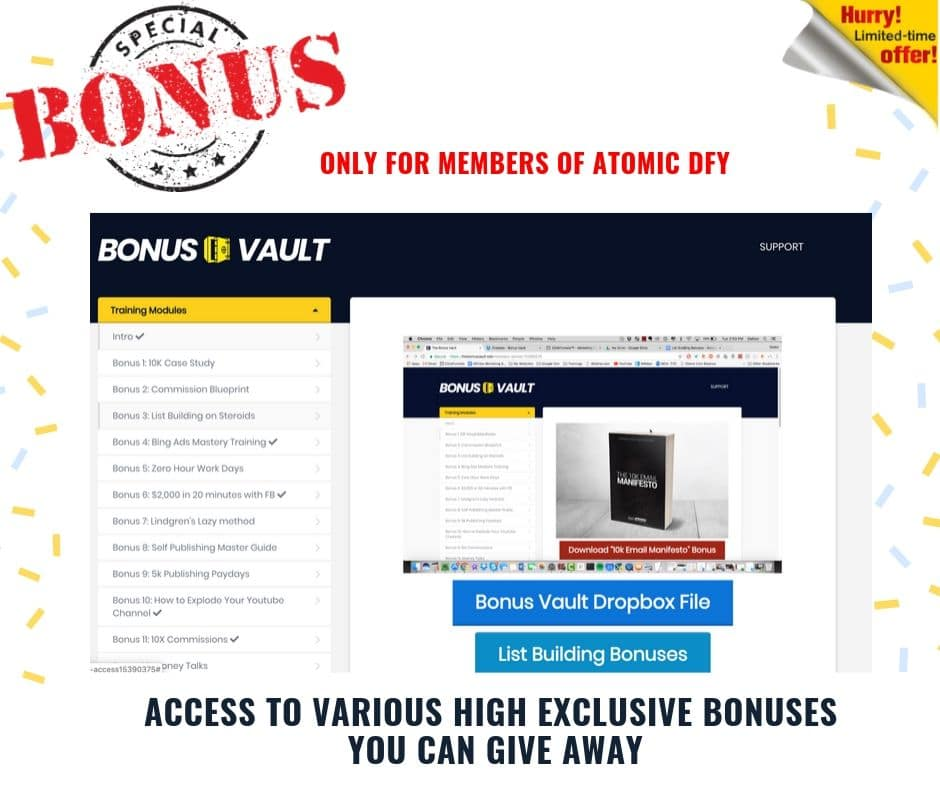 """How To Get Free Traffic, Digital Assets and Monetization 100% """"Done For You"""" 11"""