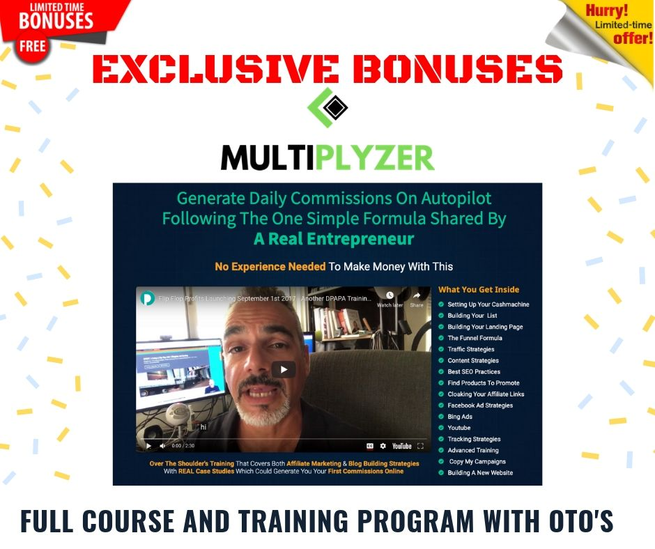 Build A Complete Done For You Affiliate Marketing System using The Lazy Affiliate Method 13