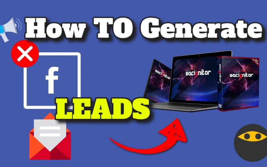 How To Generate Free Social Leads and Market to Them in Seconds |Socignitor