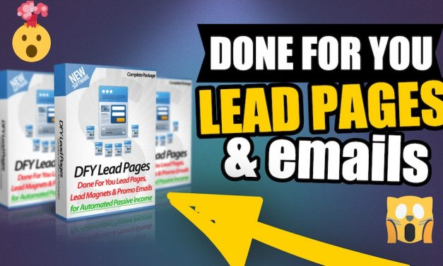 DONE FOR YOU – 20 List Builder Funnels For You