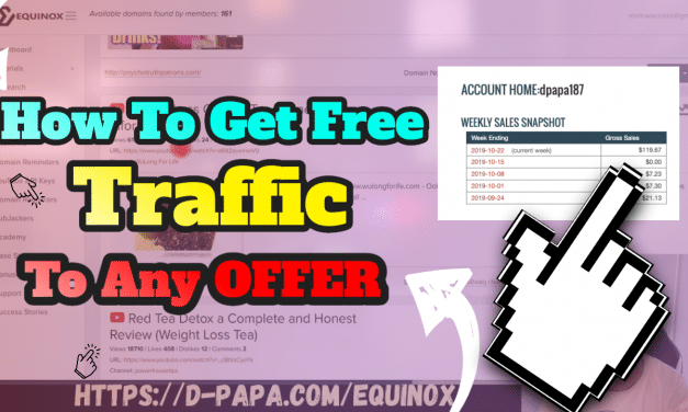REVEALED: How I'M Legally Stealing Other People's Traffic To Earn Affiliate Commissions In 24 Hours Or Less
