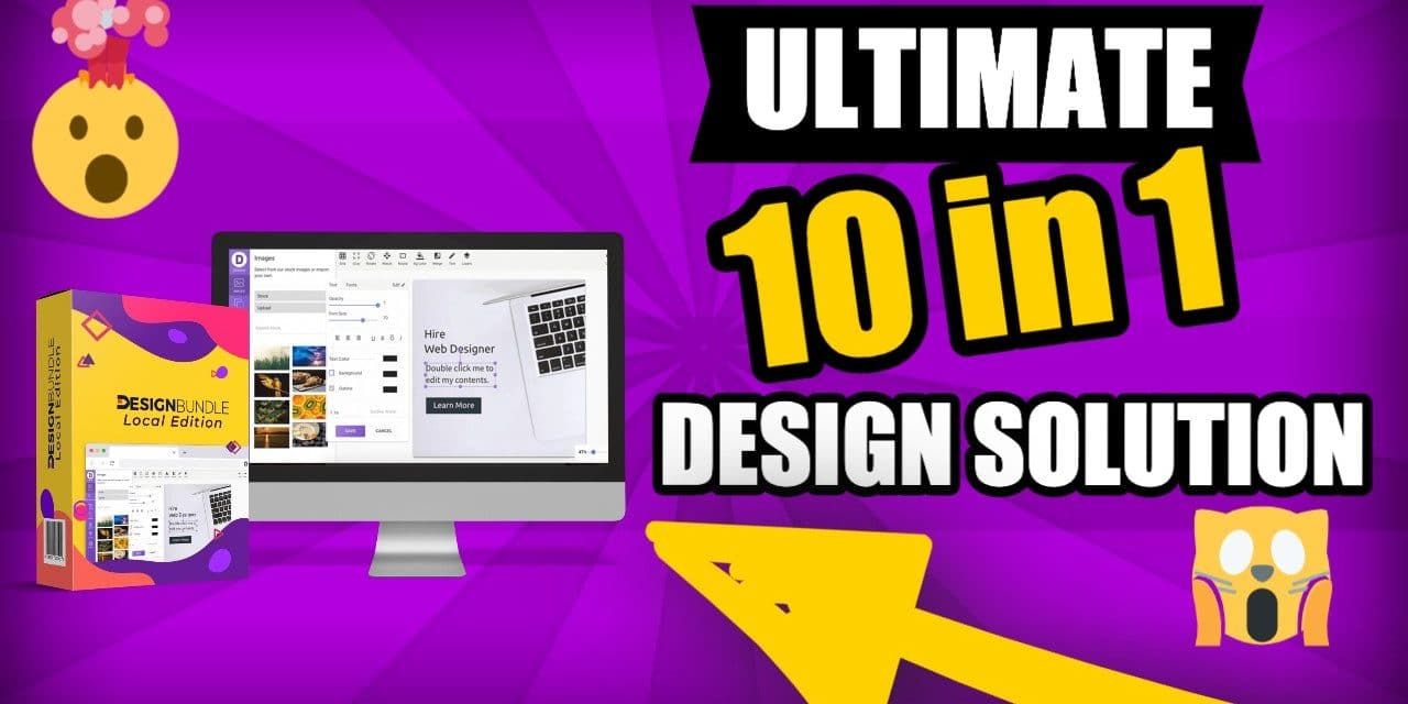 Designer Bundle Review   The ultimate all in one design software bundle with 10 design tools