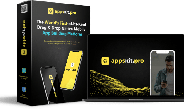 How To Build Your Own Mobile App with AppsKitPro